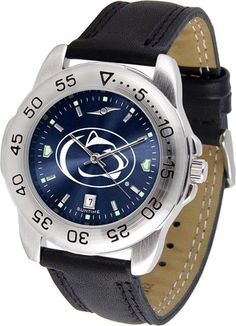 NCAA Men's Penn State Nittany Lions Sport AnoChrome Watch
