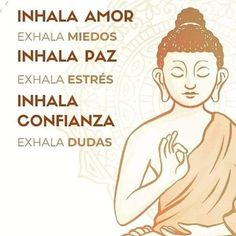 Positive Mindset, Positive Life, Positive Affirmations, Positive Quotes, Yoga Mantras, Buda Quotes, Frases Yoga, Spanish Inspirational Quotes, Yoga World