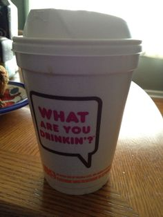 What are you drinking
