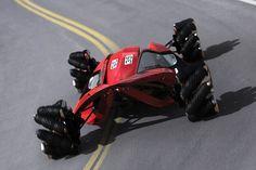 L.A. Auto Show Design Challenge: Zukunfts-Sportler (Bildergalerie, Bild 1) - AUTO MOTOR UND SPORT