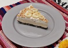 Cheesecake cu unt de arahide și banane Unt, Cheesecake, Cooking Recipes, Desserts, Food, Pies, Banana, Tailgate Desserts, Deserts
