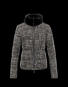 Moncler - Corbeille jacket Moncler, Outerwear Women, Outerwear Jackets,  Winter Looks, Fur 06166e349d8