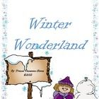 My Winter Wonderland packet is filled with goodies to keep your students engaged in learning while still having fun! These activities can be used a...