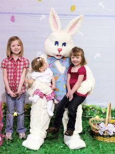 Easter Bunny Girls - dineanddish.net