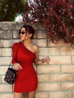 The Camila Coelho Collection Lecia Mini Dress is now available on Revolve.com!