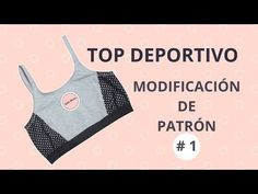 Bodice Pattern, Diy Tops, Sewing, Bralettes, Sport, Diy Videos, Cloths, Underwear, Link