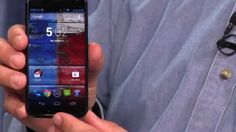 Moto X 16GB Sim Free Smartphone - Black Review (+playlist)