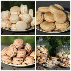Christmas Baking, Christmas Cookies, Happy Foods, Mini Desserts, No Bake Cake, Macarons, Stuffed Mushrooms, Sweets, Cheese
