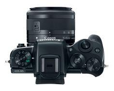Цифровой фотоаппарат Canon EOS M5 kit 18-150