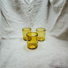Juice Glass - Amber