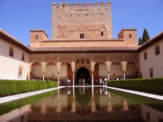 Alhambra Spain #alhambraspain #alhambragranada