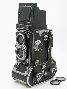 Rollei 90mm roll film camera