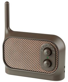 Scopri Radio Mezzo di Lexon, Made In Design Italia