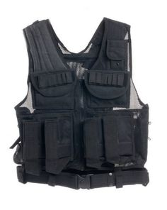 UAG Tactical Scenario Stealth Black Paintball Airsoft Battle Gear Tank-Armor Pod Vest by Ultimate Arms Gear. $48.99. Official Ultimate Arms Gear Tactical Paintball Airsoft Armor Pod Vest- Stealth Black Color (pods are not included) . Versatile one size fits most, fully adjustable in height and girth to fit from a small to X-Large adult. Constructed with Heavy duty premium Synthetic Material- crafted to take a beating while maintaining its excellent quality, featuring Law Enf...