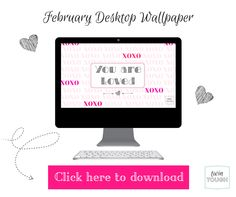 February Desktop Wal