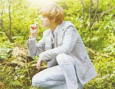 EXO in Nature Republic (Luhan)