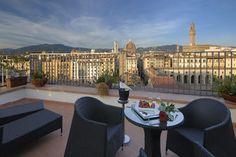 Hotel Pitti Palace al Ponte Vecchio, Florence, Italy