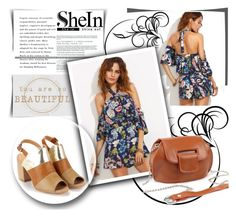 """""""SheIn 5/3"""" by melissa995 ❤ liked on Polyvore"""