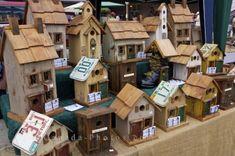 Bird Houses | Bird Houses Saturday Markets New Brunswick - Photo & Travel Idea ...