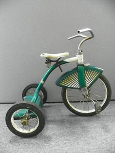 Vintage Childs Tricycle, 1960's