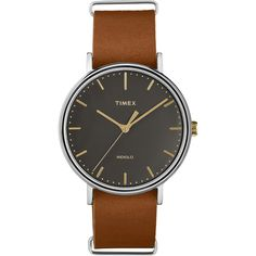 Timex Weekender&#... is now available at Outdoorsman USA! Check it out here. http://outdoorsman-usa.myshopify.com/products/timex-weekender-174-fairfield-41mm-slip-thru-watch-black-brown-leather