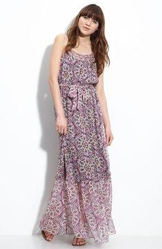 Charlie Jade Printed Silk Maxi Dress   Nordstrom - StyleSays