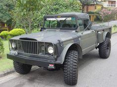 Restored Kaiser Jeep M715