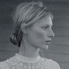 Stephen Ward captures Julia Nobis for Vogue's Australia October Issue 2013