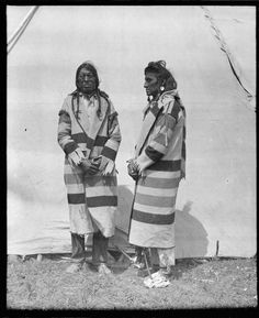 Jim Blood And Friends (Blanket Suits) By McClintock, Walter, 1870-1949 Date: [1909]: