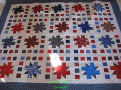 Alycia Quilts: Quilts of Valor 2014 - end of April