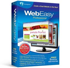 Off Webeasy Professional Windows Software - Latest Version by Avanquest Software. Web Design Software – plus free hosting offer – buy here and save > Petals Florist, Web Design Software, Template Site, Templates, Professional Website, Search Engine Optimization, Ecommerce, Cool Things To Buy, Coding