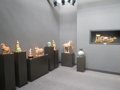 Biennale des Antiquaires 2014 / Galerie Eric Pouillot / stand MN4