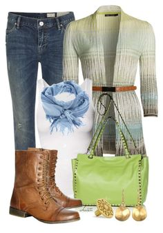 """Fall Boots"" by christa72 ❤ liked on Polyvore featuring AllSaints, NIC+ZOE, American Vintage, Gucci, Valentino, Steve Madden and IaM by Ileana Makri"