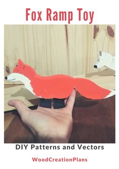 Scroll Saw Patterns Free, Pdf Patterns, Fox Toys, Animal Puzzle, Wooden Toys, Have Fun, Projects, Cnc, Vectors