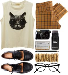 cookie by rosiee22 featuring sleeveless tees