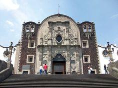 Capilla del Cerrito 05 - Basílica de Santa María de Guadalupe