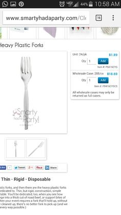 Clear forks