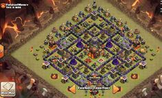Best Clash Of Clans Town Hall Level 10 Defense - www.mobilga.com