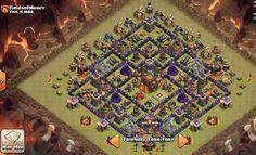 Best Clash Of Clans Town Hall Level 10 Defense - www.mobilga.com