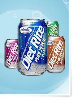 My favorite flavor isn't shown: Cherry Cola. I avoid aspartame and caffeine.