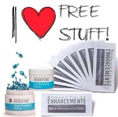 """If you message me on Face Book Linda Riha (Stonick) I will send you a free sample of our Mini Facial with Enhancements for Micro Dermabrasion, Night Serum and Lip Serum!   You will love it.  Remember message me or email me and I will send you a package in the mail... Be sure to ask for the """"Mini Facial"""" and send me your address!   linda.riha@gmail.com"""