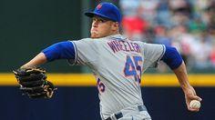 Mets pierden a Zack Wheeler por todo el 2015 Ny Mets, New York Yankees, Mlb Nationals, Brave New World, Espn, Superstar, Baseball, Guys, Sports