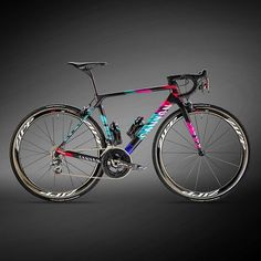With this #UltimateCF SLX our @wmncycling girls will #takethelead