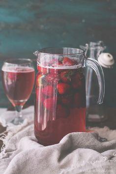 Homemade Strawberry Juice Recipe! #Homemade #Strawberry #Juice #Recipe