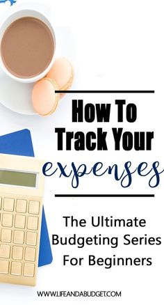 Learn how to track your expenses in the ultimate b…