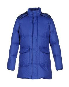 CLASS ROBERTO CAVALLI Men's Down jacket Blue 44 suit