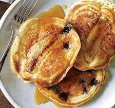 Coconut Pancakes Recipe - Adam Schop   Food & Wine