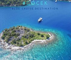 #gocek #turkey #blue #cruise #destination #bucketlist2108 :) #sunkenruins #turquoisecoast and #islands read more