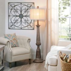 Kirkland Floor Lamps Add Some Extra Lighting To Your Space With One Of Kirkland's Floor
