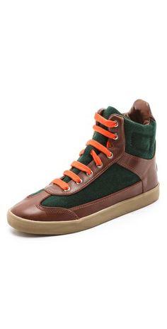 d08a6c7b00b60 sam edelman cori sherpa high top sneakers fashion styles 9e059 624e7 ...
